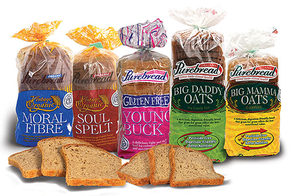 PureBread Packaging