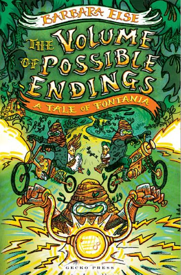 The Volume of Possible Endings
