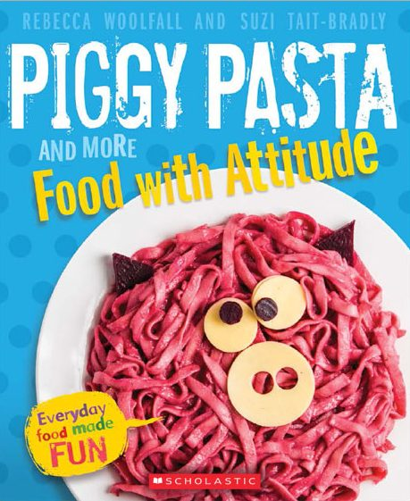 Piggy Pasta and Other Food with Attitude