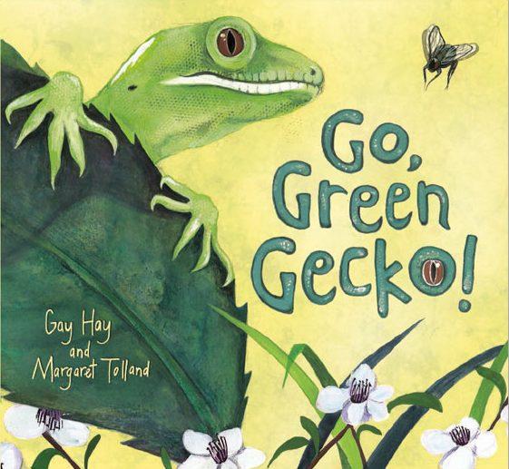 Go Green Gecko!