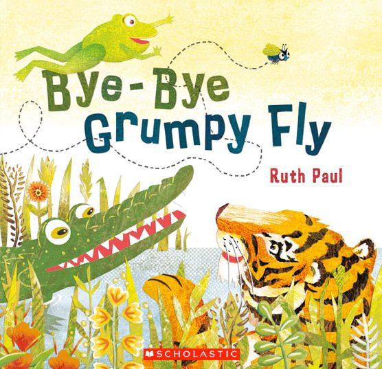 Bye Bye Grumpy Fly