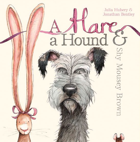 A Hare, a Hound & Shy Mousey Brown